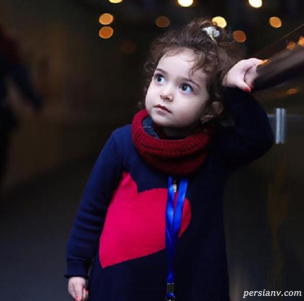 دختر مجری ممنوع التصویر