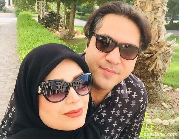 زوج مهاجرت کرده