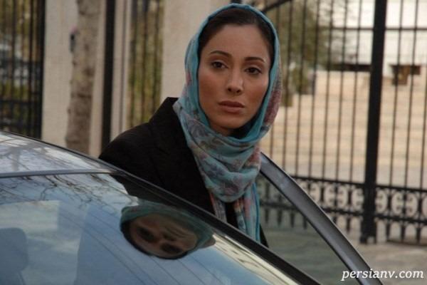 استایل سحر زکریا بازیگر در بیرون از خانه و محل کار