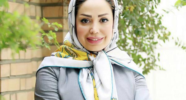 زن ورزشکار ایرانی