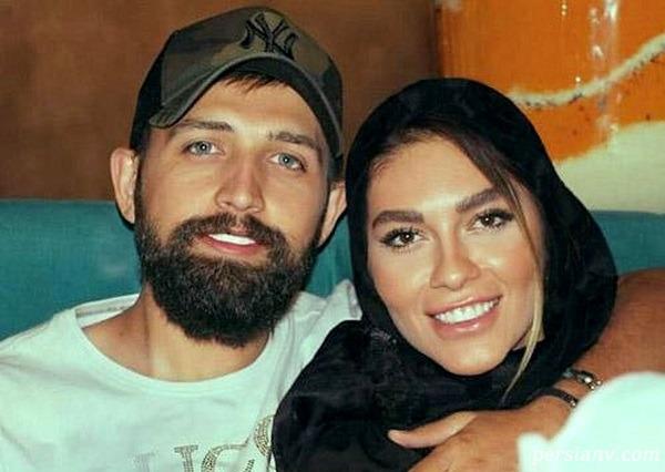 شکایت و درخواست طلاق سویل از همسرش محسن افشانی