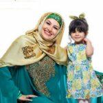 توصیه های بهداشتی خاله شادونه ملیکا زارعی در ماشین لاکچری اش