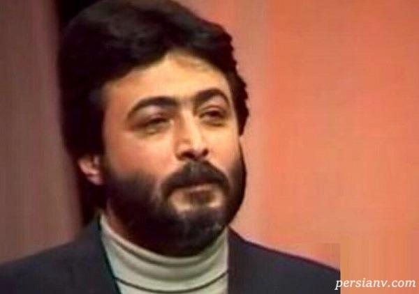 مهرداد کاظمی خواننده معروف دهه ۶۰ در بستر بیماری