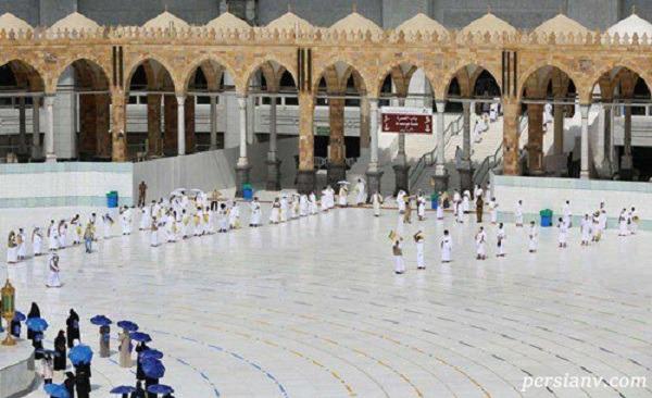 شیوع کرونا در عربستان