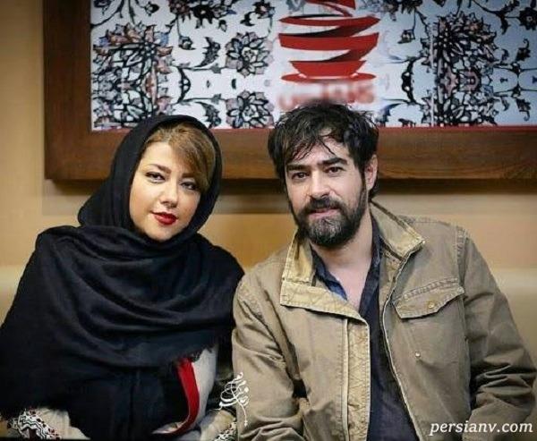 همسر شهاب حسینی