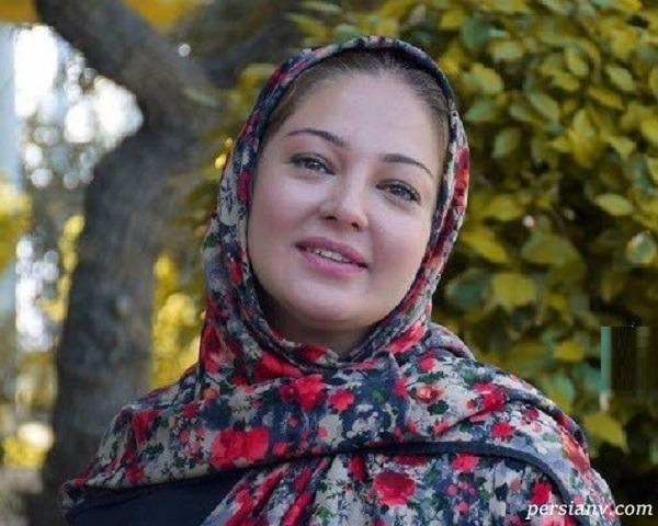 گیر دادن مجری به اسم رزیتا غفاری بازیگر زن در برنامه زنده