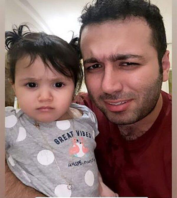 علی صبوری بازیگر آخر خط