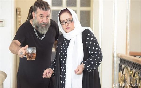 عصبانیت مریم امیرجلالی