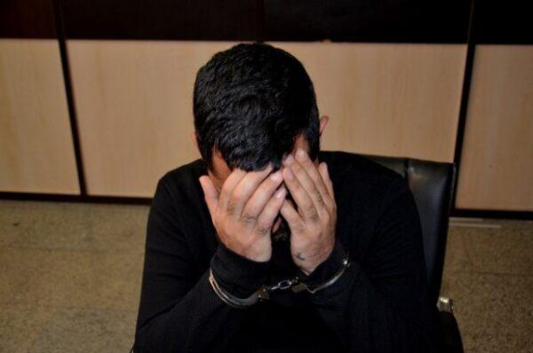 دستگیری کیوان امام وردی