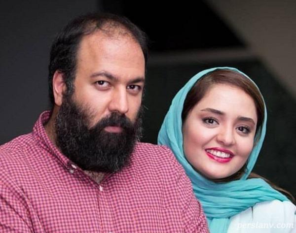 دورهمی علی اوجی و ستاره اسکندری در کنار همسرانشان