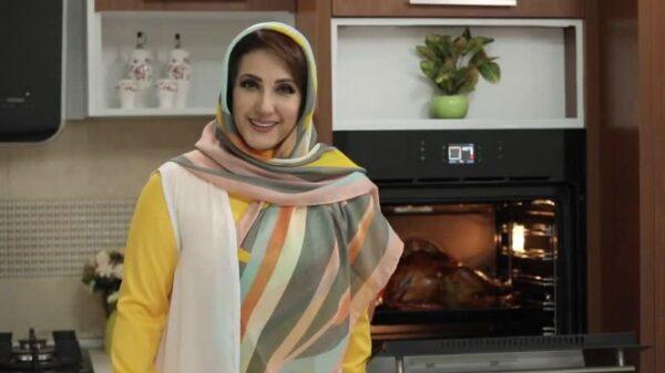 آشپزی فاطمه گودرزی