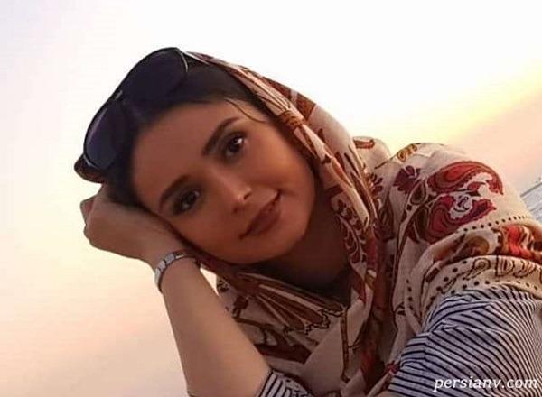 سوتی عجیب مجری زن شبکه آی فیلم روی آنتن زنده