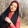 چهره جدید غزل صارمی بازیگر عروس آتش بعد از ۲۱ سال