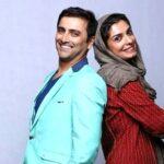 عجیب ترین تبریک تولد امین زندگانی به همسرش الیکا عبدالرزاقی