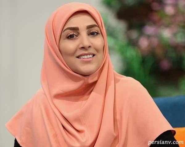 تغییر حجاب ژیلا صادقی و صحبتهای این مجری تلویزیون درباره اش