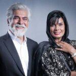 حسین پاکدل بازیگر مانکن و پسرانش یحیی و سینا از ازدواج اول