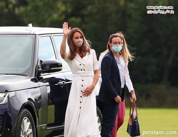 استایل عروس ملکه الیزابت