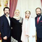 سلفی جالب علی اوجی همراه با کورش تهامی و همسرش