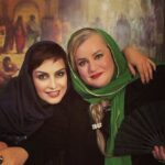 درگذشت زنده یاد ماه چهره خلیلی از زبان نعیمه نظامدوست
