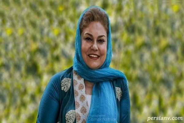 جشن تولد مهرانه مهین ترابی بازیگر دلدادگان