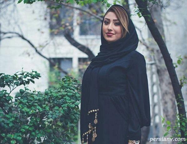 جشن تولد مهسا کاشف بازیگر سریال آنام در ۲۶سالگی
