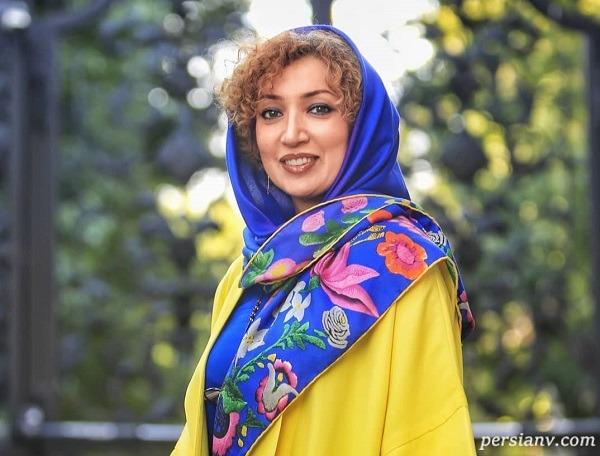 عکس جدید نگار عابدی همسر سابق هدایت هاشمی و دخترش اِما