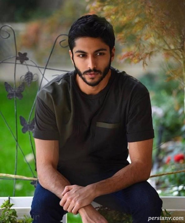 بازیگر جوان ایرانی