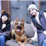 واکنش نیکای سریال پایتخت به تصاویر منتشر شده از او و خواهرش