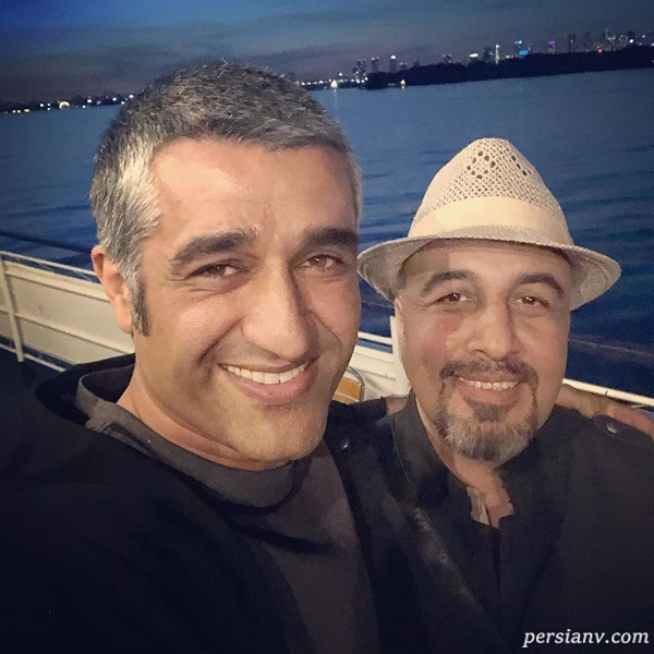سلفی با رضا عطاران