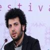 جشن تولد ۳۰ سالگی سعید روستایی کارگردان فیلم متری شش و نیم