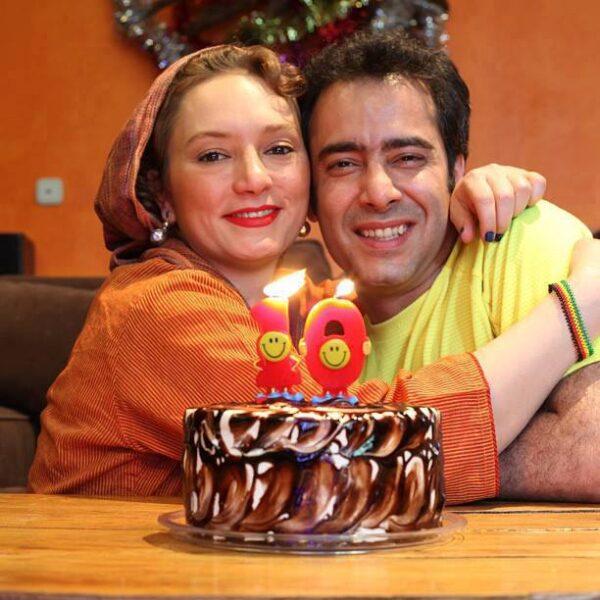 سالگرد ازدواج زوج بازیگر