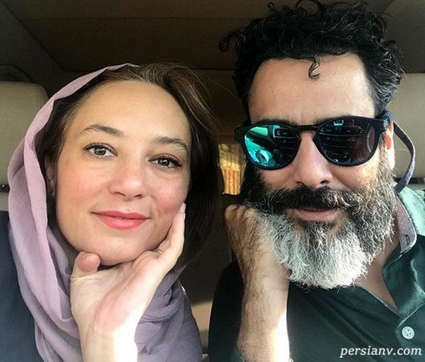 زوج بازیگر معروف