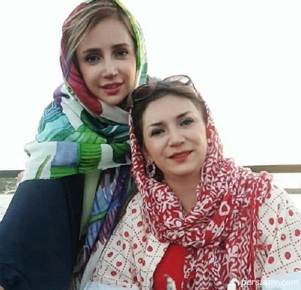 خواهر شبنم قلی خانی