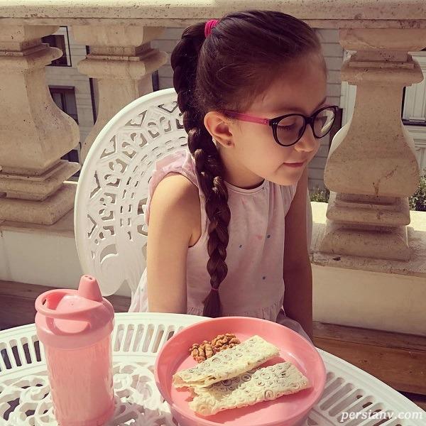صبحانه پناه استخری