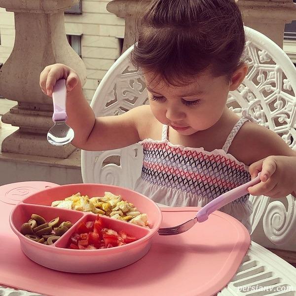 صبحانه نبات استخری