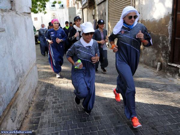 حضور زنان در عربستان
