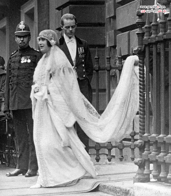لیدی الیزابت باوز لیون و پرنس آلبرت دوک یورک