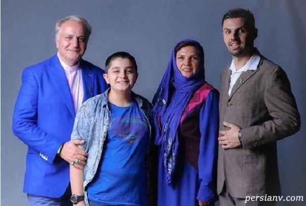 تولد ۳۰ سالگی امید پسر علی معلم مرحوم و تبریک مادرش