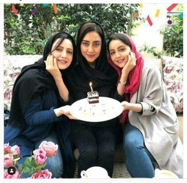 جشن تولد بهاره کیان افشار