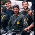 اولین فیلم از لحظه شهادت و پیکر با لبخند پلیس شهید تهران