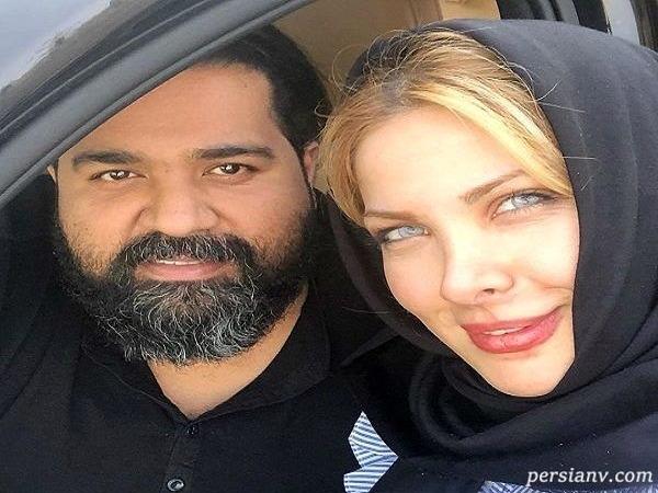 همسر رضا صادقی