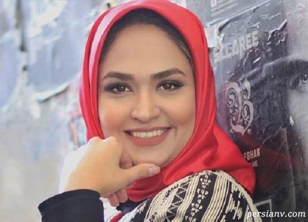 تبریک تولد خاص فریبا باقری مجری تلویزیون برای برادرش
