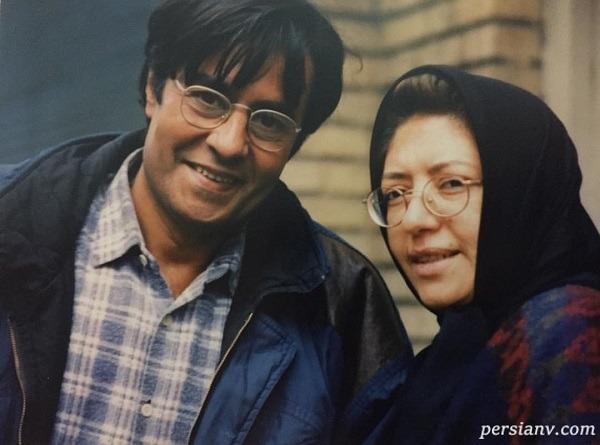 جشن تولد پروین کوشیار همسر مرحوم خسرو شکیبایی