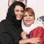 زری خوشکام مادر لیلا حاتمی ، بازیگر قدیمی و همسر علی حاتمی