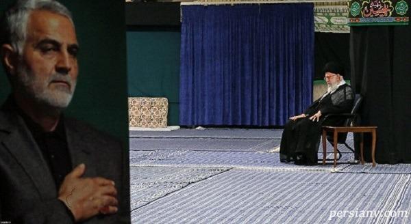 عکسی متفاوت از رهبری