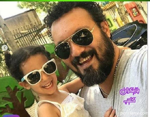 کامبیز دیرباز و دخترش