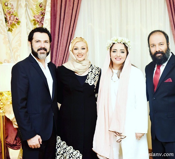 سالگرد ازدواج علی اوجی