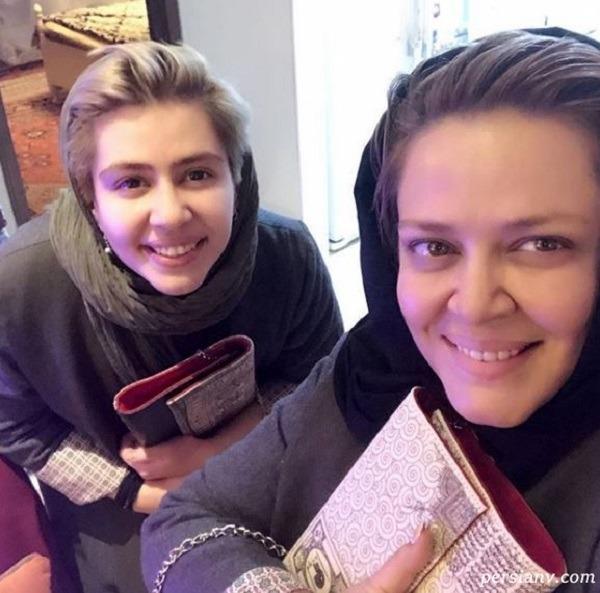 دختر حانم بازیگر