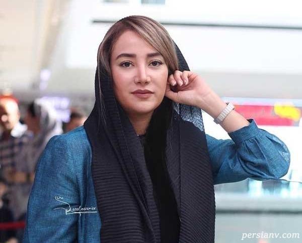 عکس دوران کودکی برادر بهاره افشاری و خانم بازیگر