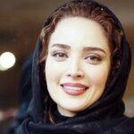 لباس خاص بهنوش طباطبایی در هتل مشهد برای نشست خبری